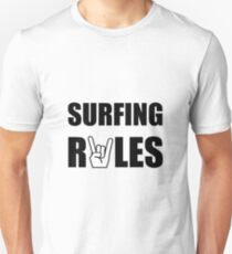 Surfing Rules T-Shirt