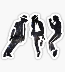 Pegatina Michael Jackson