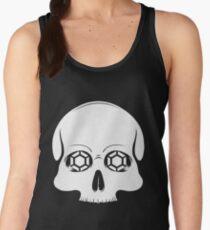 Defy Danger Skull - Black Women's Tank Top