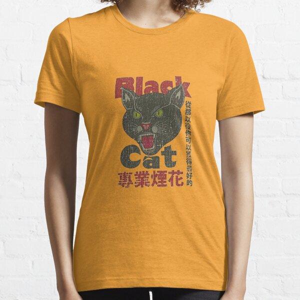 vintage 1942 black cat Essential T-Shirt