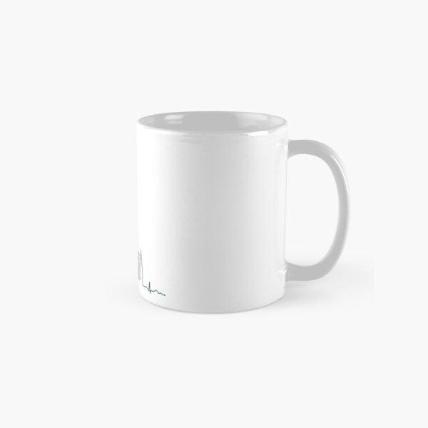 Eat, Sleep, Watch Grey's, Repeat {FULL} Classic Mug