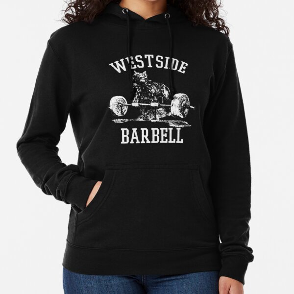 Westside Barbell Rogue Fitness Workout Gear Rogue Gym Lightweight Hoodie