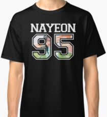 Camiseta clásica Dos veces - Nayeon 95