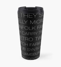 Sold out@ Travel Mug