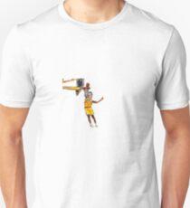 Miley Dunks Unisex T-Shirt