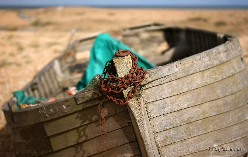 Dungeness Through a Prime Lens 08 by Andy Coleman