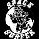 space surfer black by Vana Shipton