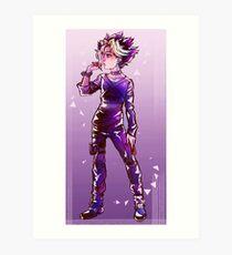 Yugi! Art Print