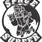 space surfer gray by Vana Shipton