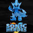 Sonic Heroes by stephenb19