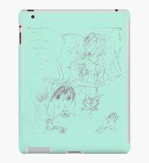 Wind (element of air) iPad Case/Skin