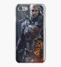 Geralt iPhone Case/Skin