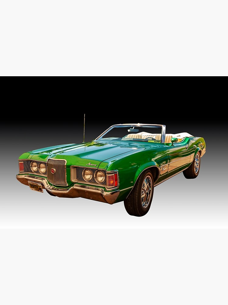 1971 Mercury Cougar Convertible by mtbearded1