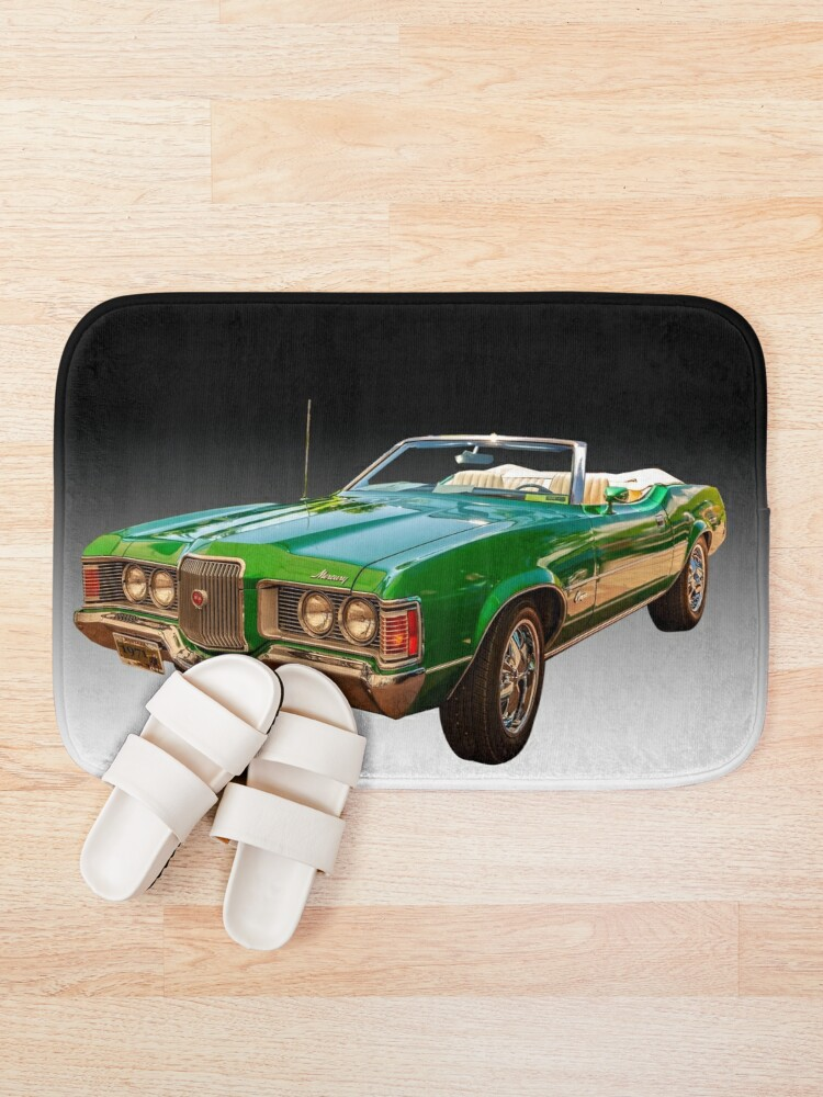 Alternate view of 1971 Mercury Cougar Convertible Bath Mat