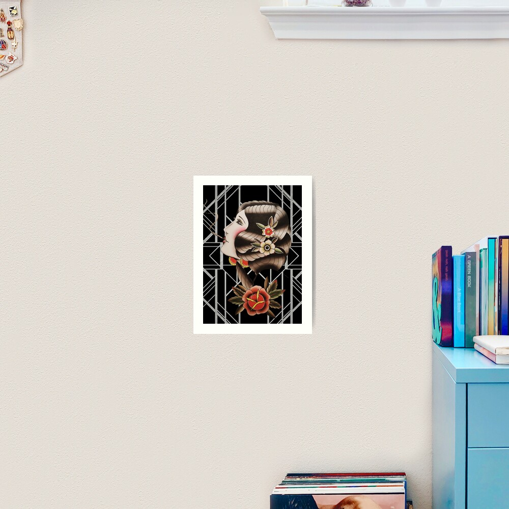 The Art Of Bee 1 Art Print