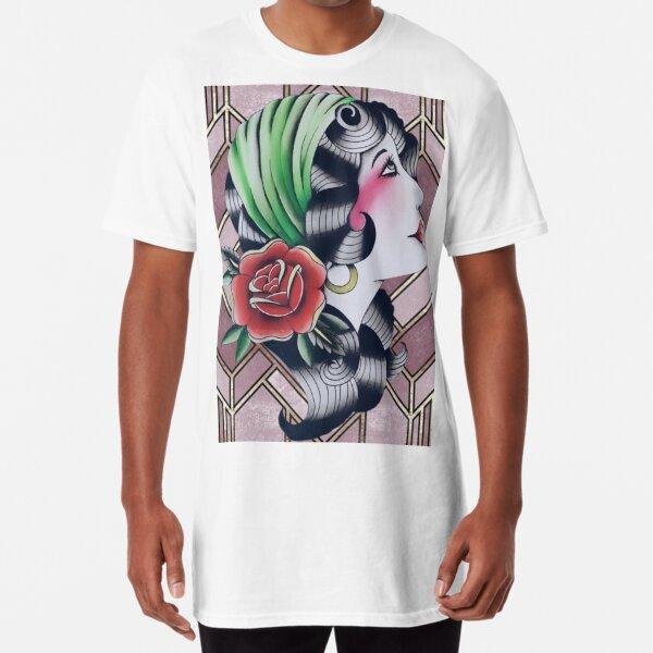 The Art Of Bee 3 Long T-Shirt