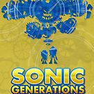Sonic Generations by stephenb19