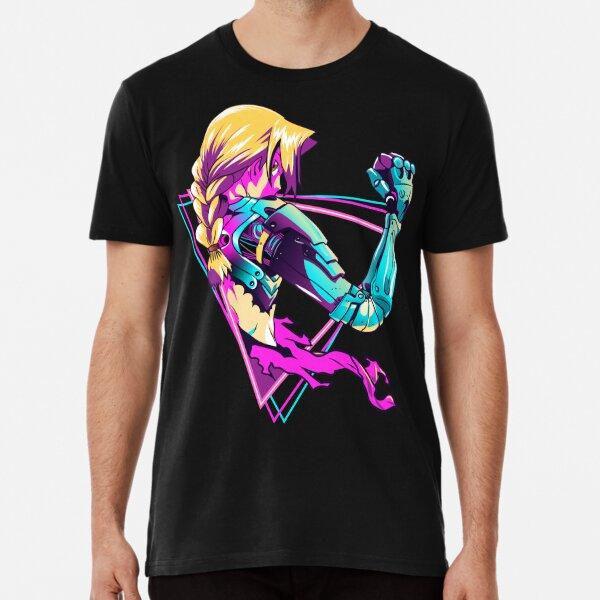 Fullmetal alchemist - Edward Elric Premium T-Shirt
