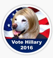 Hillary for everything 2016 Sticker