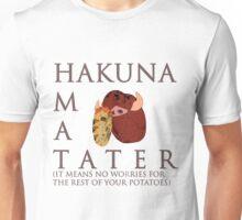 Hakuna Matater Unisex T-Shirt