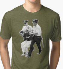 Bernie Arrested 1963 Tri-blend T-Shirt