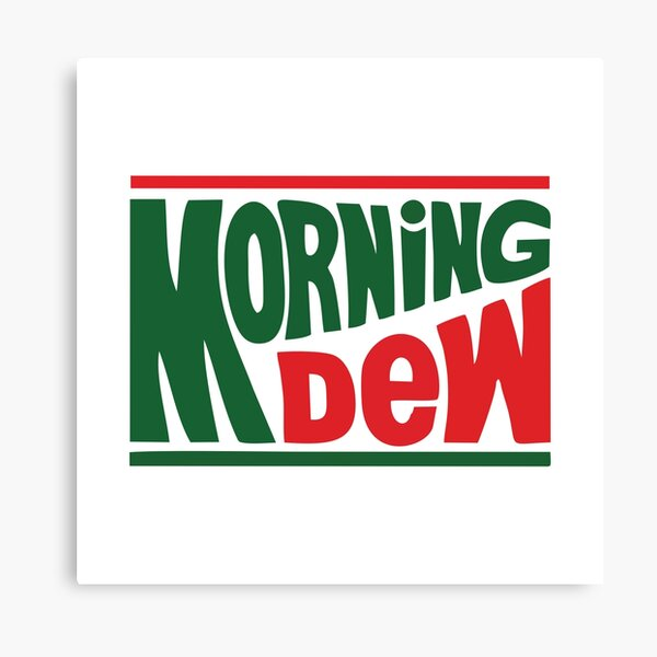 BEST TO BUY - Morning Dew Canvas Print