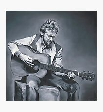 Keith Whitley Photographic Print