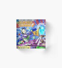 Yedi Fresh ( DJ QBERT HARD BOILED SCRAMBLED EGG #1 ) Acrylic Block