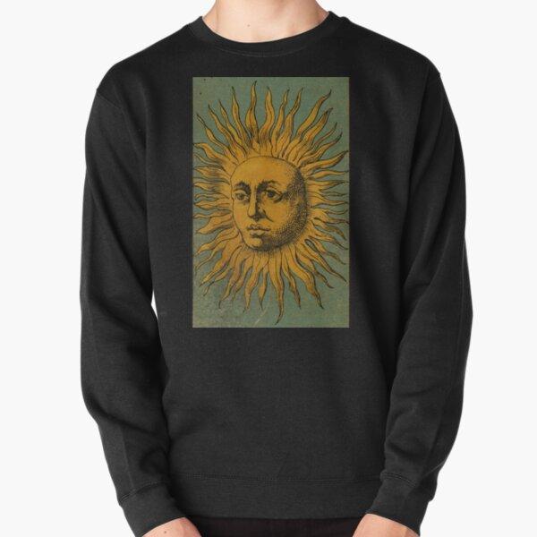 Vintage Sun Tarot Pullover Sweatshirt