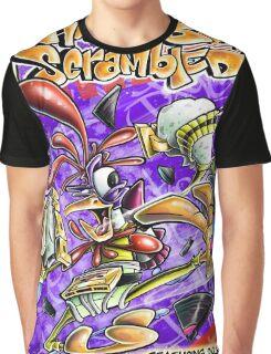 Yedi Fresh ( DJ QBERT Hard Boiled Scrambled Egg #2 ) Graphic T-Shirt