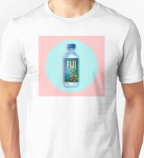 Fiji Water vaporwave  Unisex T-Shirt