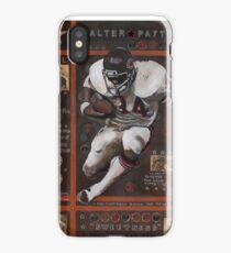 Walter Payton iPhone Case/Skin