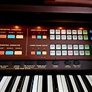 Technics SX-G11 Entertainment Organ by BlueMoonRose