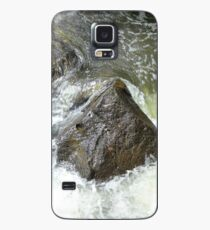 Rock in a River Case/Skin for Samsung Galaxy