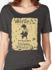 Wanted - One-Eyed Bart Women's Relaxed Fit T-Shirt