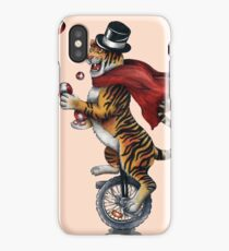 Juggling Tiger iPhone Case/Skin