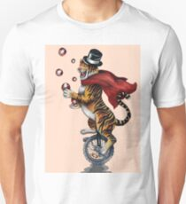 Juggling Tiger T-Shirt