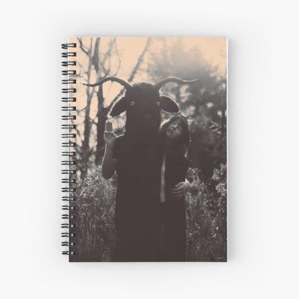 Aegocerus Spiral Notebook