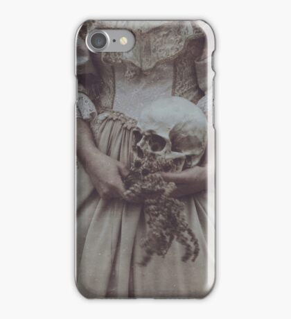Nature Sufficeth unto Herself iPhone Case/Skin