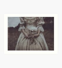 Nature Sufficeth unto Herself Art Print