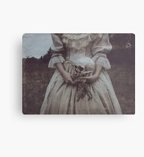 Nature Sufficeth unto Herself Metal Print