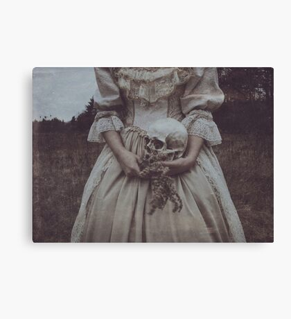 Nature Sufficeth unto Herself Canvas Print