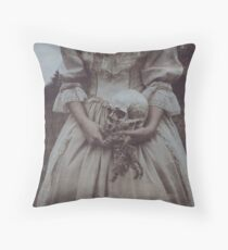 Nature Sufficeth unto Herself Throw Pillow