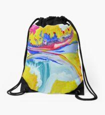 Morphic Field  # 2 Drawstring Bag