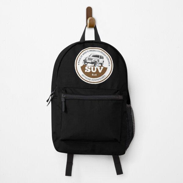 Offroad adventures Backpack