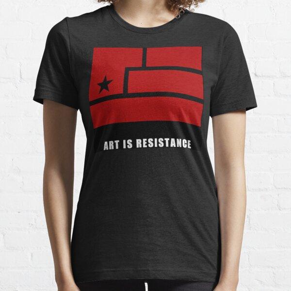 AIR -Art Is Resistance Essential T-Shirt
