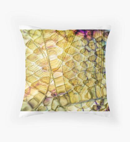 Cosmic Laughter Throw Pillow