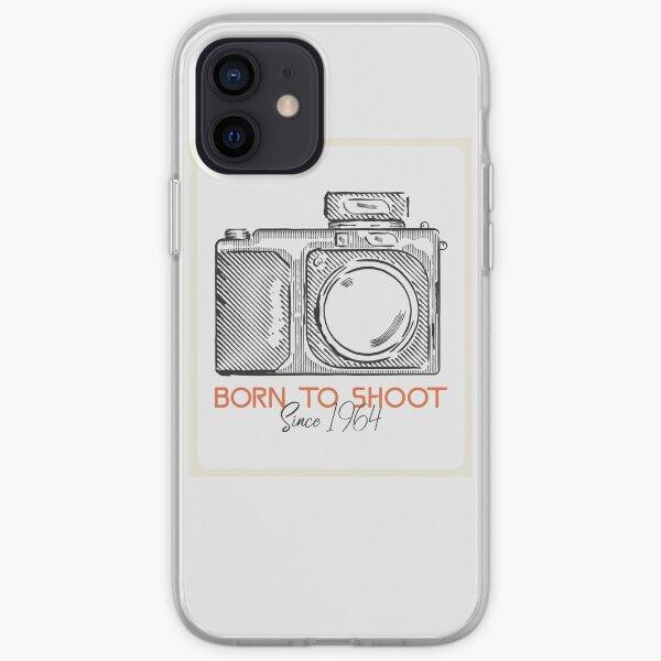 ON CAMERA FLASH, iPhone Soft Case