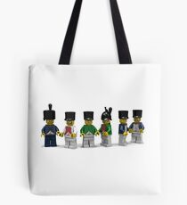 French Infantry Minifigs  Tote Bag