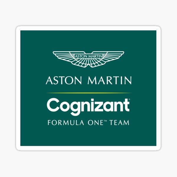 Équipe de F1 Aston Martin Cognizant Sticker